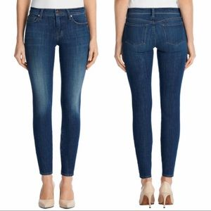J Brand 811 Mid-Rise Skinny Jeans Thrill Size 27